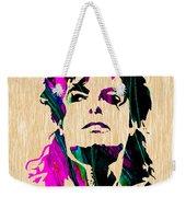 Michael Jackson Painting Weekender Tote Bag