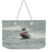 Port Huron Sarnia International Offshore Powerboat Race Weekender Tote Bag