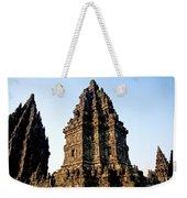 Prambanan Temple In Indonesia Weekender Tote Bag