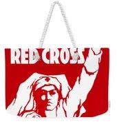 Red Cross Poster, 1917 Weekender Tote Bag