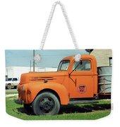 Route 66 - Mclean Texas Weekender Tote Bag
