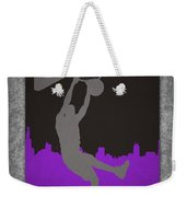 Sacramento Kings Weekender Tote Bag
