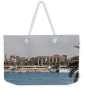 Scenes From Luxor Weekender Tote Bag