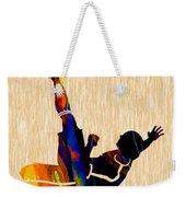 Soccer Player Weekender Tote Bag