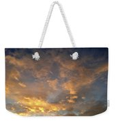 Sunset Sky Weekender Tote Bag