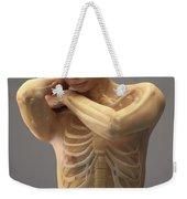 The Skeletal System Female Weekender Tote Bag