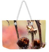 Wilted Flower  Weekender Tote Bag