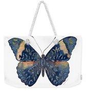 89 Red Cracker Butterfly Weekender Tote Bag