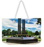 9/11 Memorial Freehold Nj Weekender Tote Bag