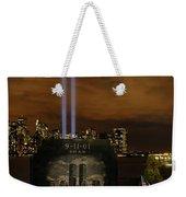9-11 Monument Weekender Tote Bag