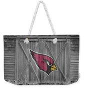 Arizona Cardinals Weekender Tote Bag