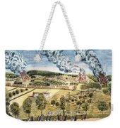 Battle Of Lexington, 1775 Weekender Tote Bag