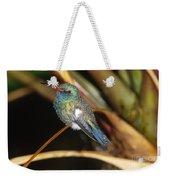 Broad-billed Hummingbird Weekender Tote Bag