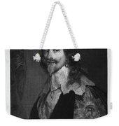 Charles I (1600-1649) Weekender Tote Bag
