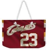 Cleveland Cavaliers Uniform Weekender Tote Bag