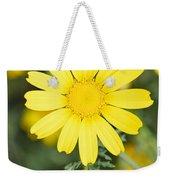 Daisy Weekender Tote Bag by George Atsametakis