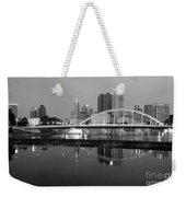 Downtown Skyline Of Columbus Ohio Weekender Tote Bag