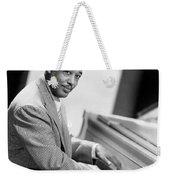 Duke Ellington (1899-1974) Weekender Tote Bag