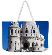 Fisherman's Bastion In Budapest Weekender Tote Bag