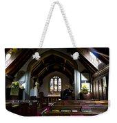 Greensted Church Weekender Tote Bag