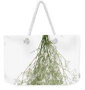 Hanging Dried Flowers Bunch Weekender Tote Bag