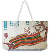 Kintu And Nambi Weekender Tote Bag