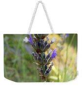 Lavender 6 Weekender Tote Bag