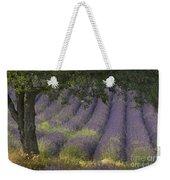 Lavender Field, France Weekender Tote Bag