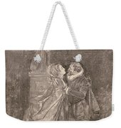 Mary Queen Of Scots (1542-1587) Weekender Tote Bag