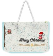 Christmas Card 29 Weekender Tote Bag