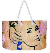 Miley Cyrus Collection Weekender Tote Bag