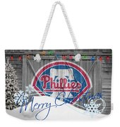 Philadelphia Phillies Weekender Tote Bag