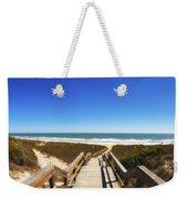 Ponte Vedra Beach Weekender Tote Bag