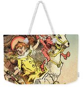 Reproduction Of A Poster Advertising Weekender Tote Bag by Jules Cheret