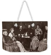 Richard Wagner (1813-1883) Weekender Tote Bag