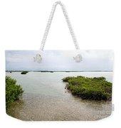Scenes From Key West Weekender Tote Bag