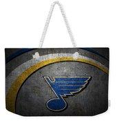St Louis Blues Weekender Tote Bag