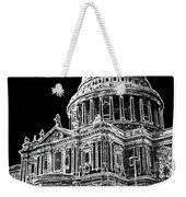 St Pauls Cathedral London Art Weekender Tote Bag