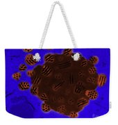 Tem Of Baculovirus Weekender Tote Bag