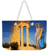 Temple Of Apollo Weekender Tote Bag