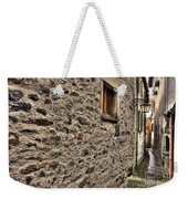 Tight Alley Weekender Tote Bag