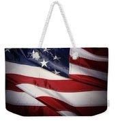 Usa Flag Weekender Tote Bag