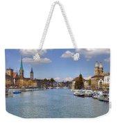 Zurich Weekender Tote Bag