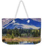 90524-23 In The Bull River Valley Weekender Tote Bag