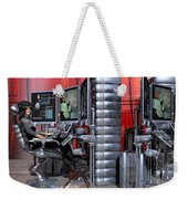 911 Console Station Weekender Tote Bag