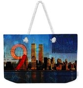 911 Never Forget Weekender Tote Bag