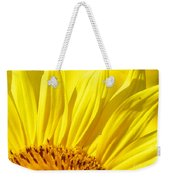 #923 D718 You Are My Sunshine. Sunflower On Colby Farm Weekender Tote Bag