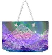 939 - Magic Mood  Mountain World Weekender Tote Bag