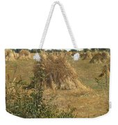 94 Degrees In The Shade, 1876 Weekender Tote Bag