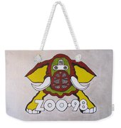 98.the Zoo Rocks Weekender Tote Bag